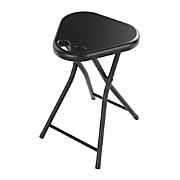 folding stool with handle