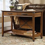 carson forge sofa table