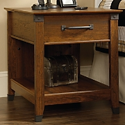 carson forge side table 2