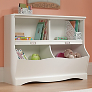 pogo bookcase and footboard
