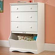 pogo 3 drawer chest