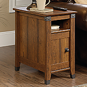 carson forge side table 1