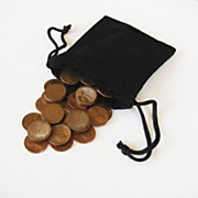 50 wheat pennies