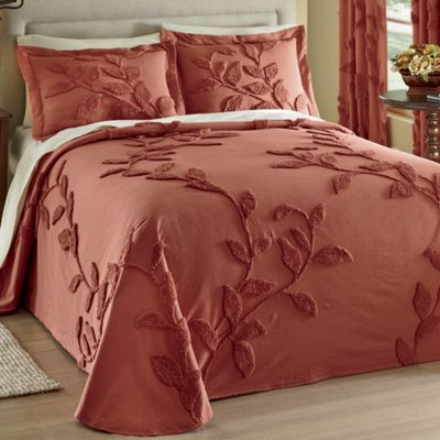 Florissant Chenille Bedspread From Ginny 39 S J7706491