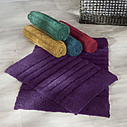 set of 2 jewel bath mats