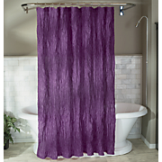 Jeweltone Shower Curtain