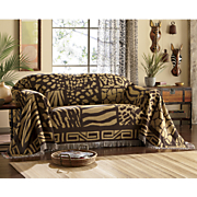 Safari Furniture Throw Sofa