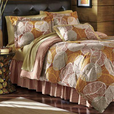 Golden Beech Comforter Set