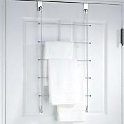 overdoor towel organizer