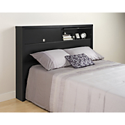 designer full queen 2 door headboard