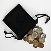 Bag of Coins with Eight Special Coins