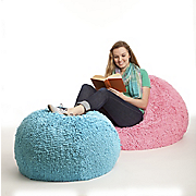 Mega Shag Bean Bag