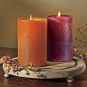 spiral light candle 95