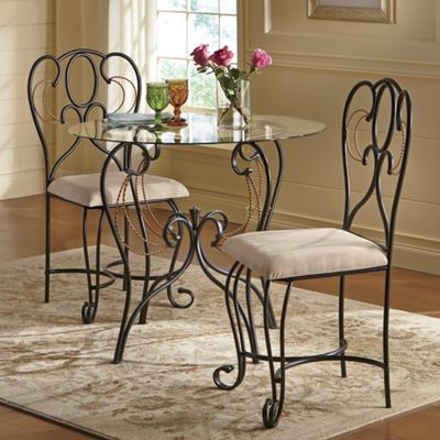 Apollinia Dining Table and Chairs