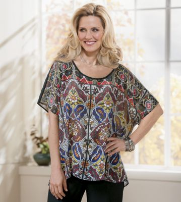 Stained Glass Blouse