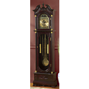 Wall Hanging Grandfather Clock clocks - vintage & large wall clocks | seventh avenue