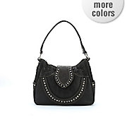 rhinestone handbag by montana west