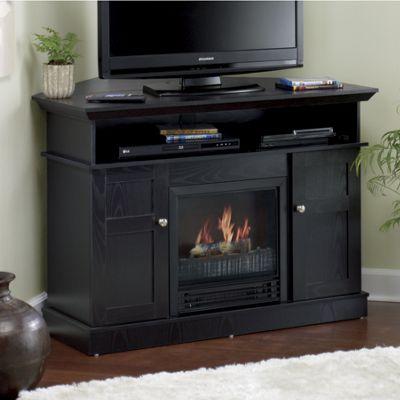 Versatility TV Stand Fireplace