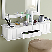 bath wall organizer