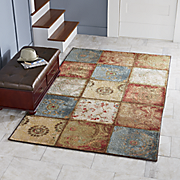 artifact panel rug by mohawk