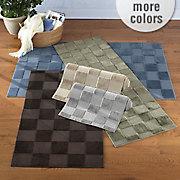 squares rug