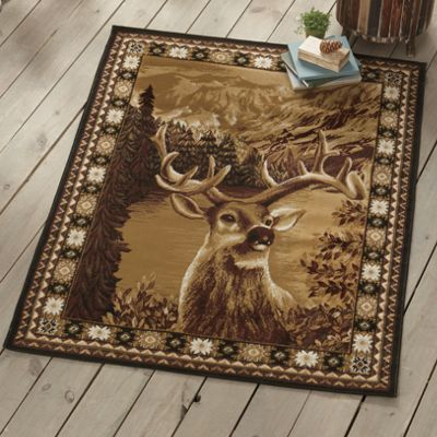 Majestic Stag Rug