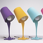 Paint Table Lamp