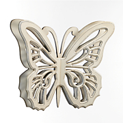 Butterfly Wall Sculpture
