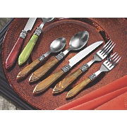 20-Piece Cameo Flatware Set