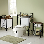 Scroll Bathroom Furniture