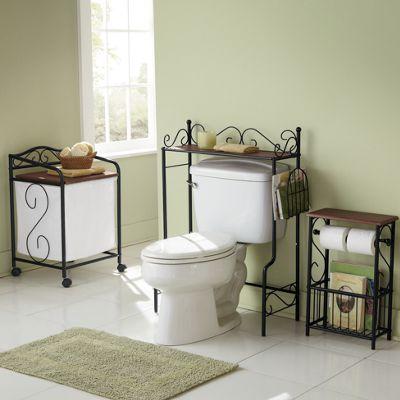Scroll Bathroom Furniture