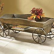 wagon coffee table