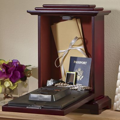 Mantle Clock Safe