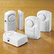 Set of 4 Instant Alarm Kit