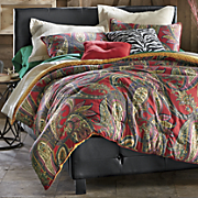 tiburon comforter sham and decorative pillows