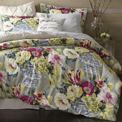 Upton Manor Comforter and Sham