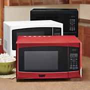 1 0 cu ft countertop essential microwave oven by montgomery ward