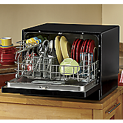Montgomery Ward® Portable Countertop Dishwasher