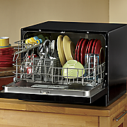 portable countertop dishwasher by montgomery ward