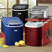 compact portable ice maker by montgomery ward