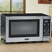 0 9 cu ft countertop essential microwave oven by montgomery ward 1