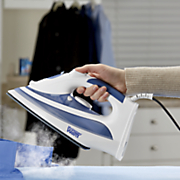 nonstick ceramic ultra steam iron by montgomery ward