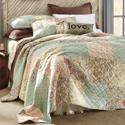 Channing Oversized Quilt and Sham