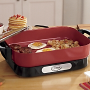 Ginny's Brand Large 6-Qt. Easy Skillet with Detachable Base
