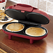Ginny's Brand Double Pancake Maker