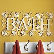 felicity bath wall decor