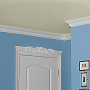 easy peel and stick crown molding kits