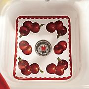 Apple Sink Mat & Strainer