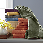 comfort creek australian cotton 8 pc towel set by montgomery ward