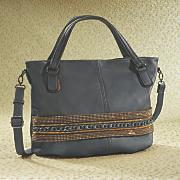 lianne embellished hobo bag